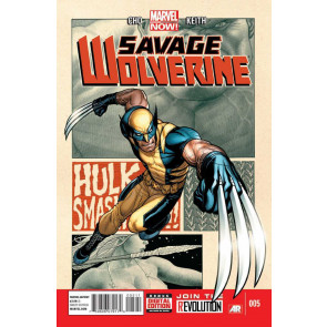 Savage Wolverine (2013) #5 VF/NM Cho Cover