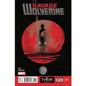 SAVAGE WOLVERINE (2013) #11 VF- MARVEL NOW! JOCK