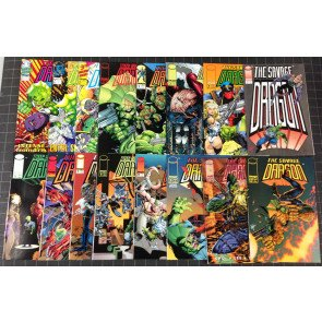 Savage Dragon(1992) #'s 1-73 + MORE lot of 80 COMICS Superman Hellboy