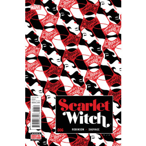 Scarlet Witch (2016) #6 VF/NM