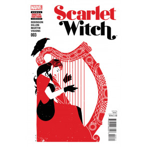 Scarlet Witch (2016) #3 VF/NM