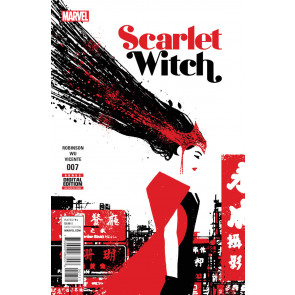 Scarlet Witch (2016) #7 VF/NM