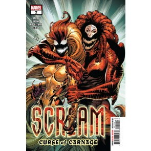 Scream Curse of Carnage (2019) #2 VF/NM (9.0) Mark Bagley regular cover A Venom