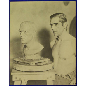 Screen Facts FANTASTIC: BORIS KARLOFF SPECIAL RARE!