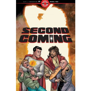 Second Coming (2019) #'s 1 2 3 4 5 6 Complete VF/NM-NM Set Ahoy Comics