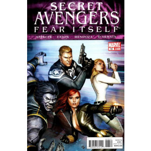 SECRET AVENGERS #13 NM FEAR ITSELF TIE-IN