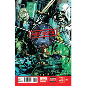 SECRET AVENGERS (2013) #6 NM MARVEL NOW
