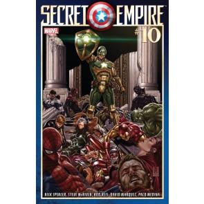 Secret Empire (2017) #10 of 10 VF/NM