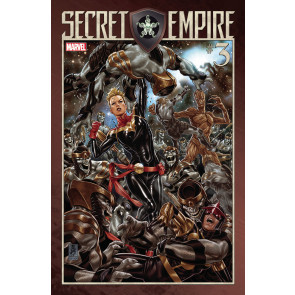 Secret Empire (2017) #3 of 10 VF/NM