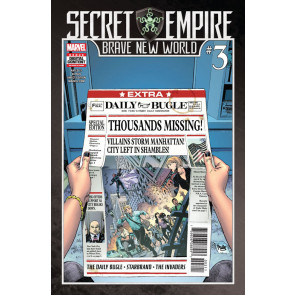 Secret Empire: Brave New World (2017) #3 VF/NM