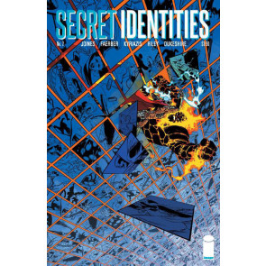 SECRET IDENTITIES (2015) #2 VF/NM IMAGE COMICS