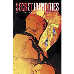 SECRET IDENTITIES (2015) #3 VF/NM IMAGE COMICS