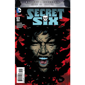 SECRET SIX (2014) #12 VF/NM