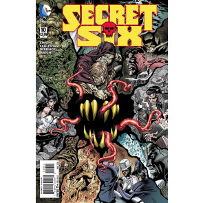 Secret Six (2014) #10 VF/NM