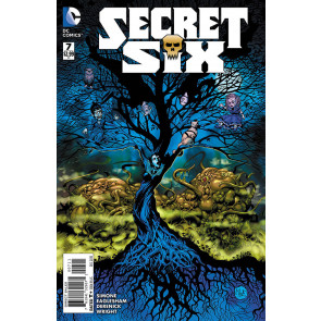 Secret Six (2014) #7 VF/NM