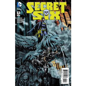 Secret Six (2014) #111 VF/NM
