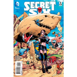 Secret Six (2014) #5 VF/NM