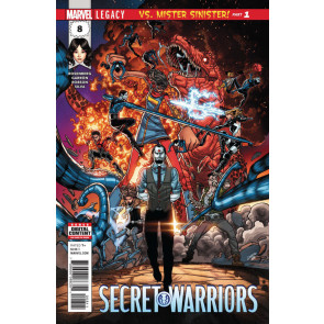 Secret Warriors (2017) #8 VF/NM