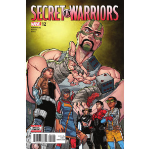 Secret Warriors (2017) #12 VF/NM