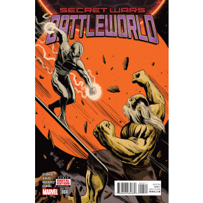SECRET WARS: BATTLEWORLD (2015) #4 VF/NM