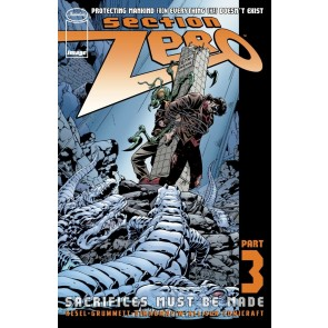 Section Zero (2019) #3 VF/NM Karl Kesel Cover Image Comics