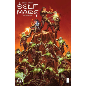 Self/Made (2019) #3 VF/NM Image Comics