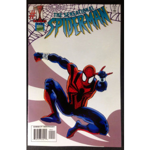 Sensational Spider-Man (1996) #1 NM (9.4) white variant