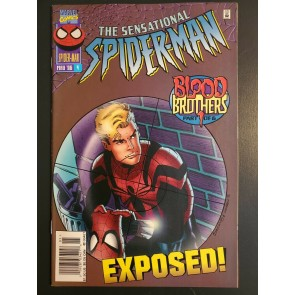Sensational Spider-Man #4 (1996) NM (9.4) Blood Brothers part 1 of 6 |