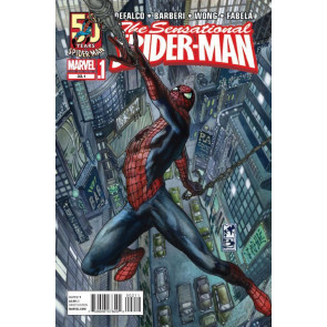 SENSATIONAL SPIDER-MAN #33.1 NM SIMONE BIANCHI COVER