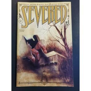 Severed #1 / 2nd Printing (Image, 2011) VF/NM |