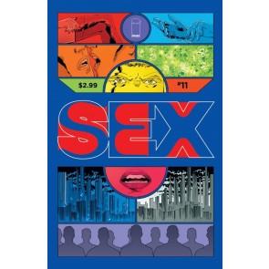 SEX (2013) #11 VF/NM IMAGE COMICS