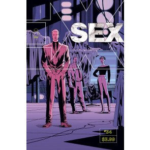 Sex (2013) #34 VF/NM Image Comics