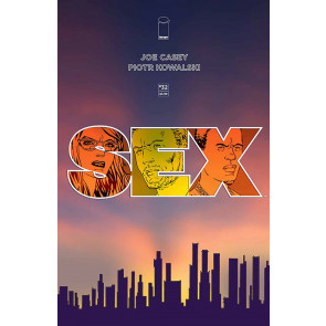 Sex (2013) #32 VF/NM Image Comics