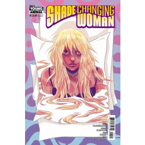 Shade, The Changing Woman (2018) #4 VF/NM DC Young Animal