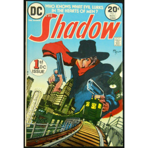 SHADOW #1 FN/VF MIKE KALUTA