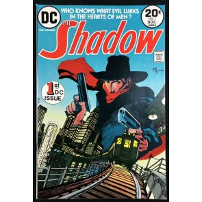 Shadow (1973) #1 NM (9.4) classic Mike Kaluta Cover DC Comics