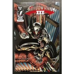 Shadowhawk III (1993) #1 NM Signed Jim Valentino Shadowhawk (1992) #'s 1 & 2 Set