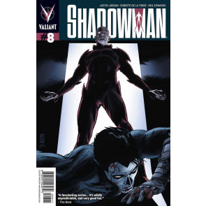 SHADOWMAN (2012) #8 VF+ - VF/NM VALIANT