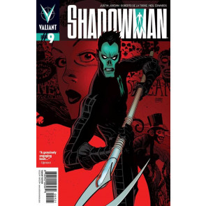 SHADOWMAN (2012) #9 FN/VF COVER B VALIANT