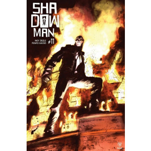 Shadowman (2018) #11 VF/NM Kieron Grant Cover Valiant