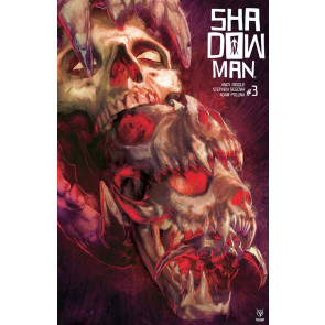Shadowman (2018) # VF/NM Renato Guedes Cover Valiant