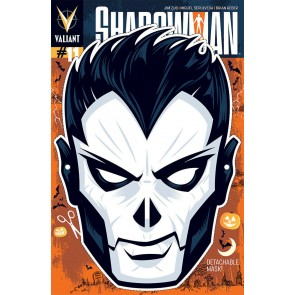 "Shadowman (2012) #11 VF/NM ""Mask"" Variant Cover Valiant"