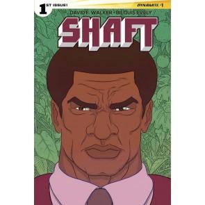 SHAFT (2014) #1 VF/NM FARINAS COVER D DYNAMITE