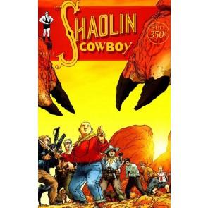 Shaolin Cowboy (2004) #2 VF/NM -NM 1st Print Geof Darrow Burlyman Entertainment