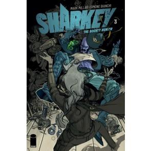 Sharkey the Bounty Hunter (2019) #3 VF/NM Simone Bianchi Cover Image Netflix