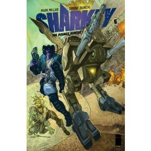 Sharkey the Bounty Hunter (2019) #5 VF/NM Simone Bianchi Cover Image Netflix