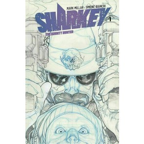 Sharkey the Bounty Hunter (2019) #1 VF/NM Simone Bianchi Sketch Cover Image
