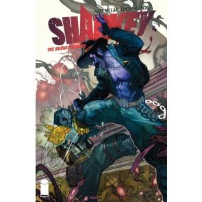 Sharkey the Bounty Hunter (2019) #4 VF/NM Simone Bianchi Cover Image Netflix