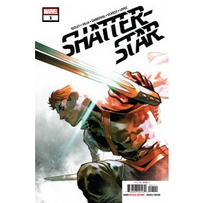 Shatterstar (2019) #'s 1 2 3 4 Near Complete VF/NM Set X-Force
