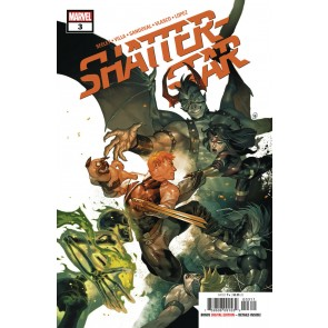 Shatterstar (2019) #3 of 5 VF/NM X-Force